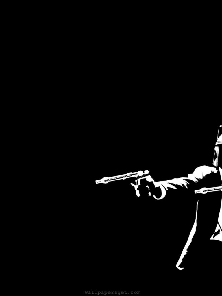 Free Download Star Wars Pulp Fiction Wallpaper 590860 1920x1200