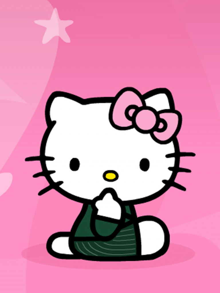 Free Download Iphone 6 Plus Hd Wallpaper For Hello Kitty Lovers Hd