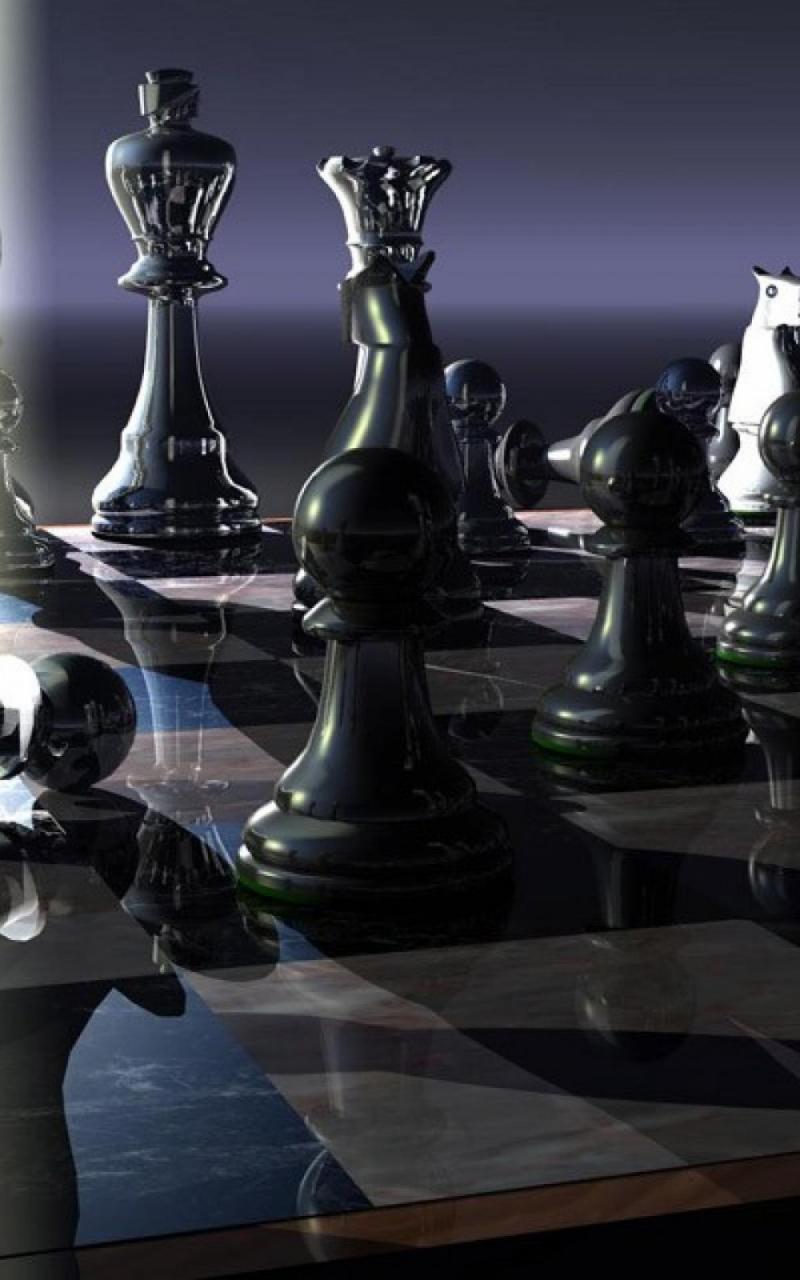 2880x1800px 3D Chess Wallpaper - WallpaperSafari