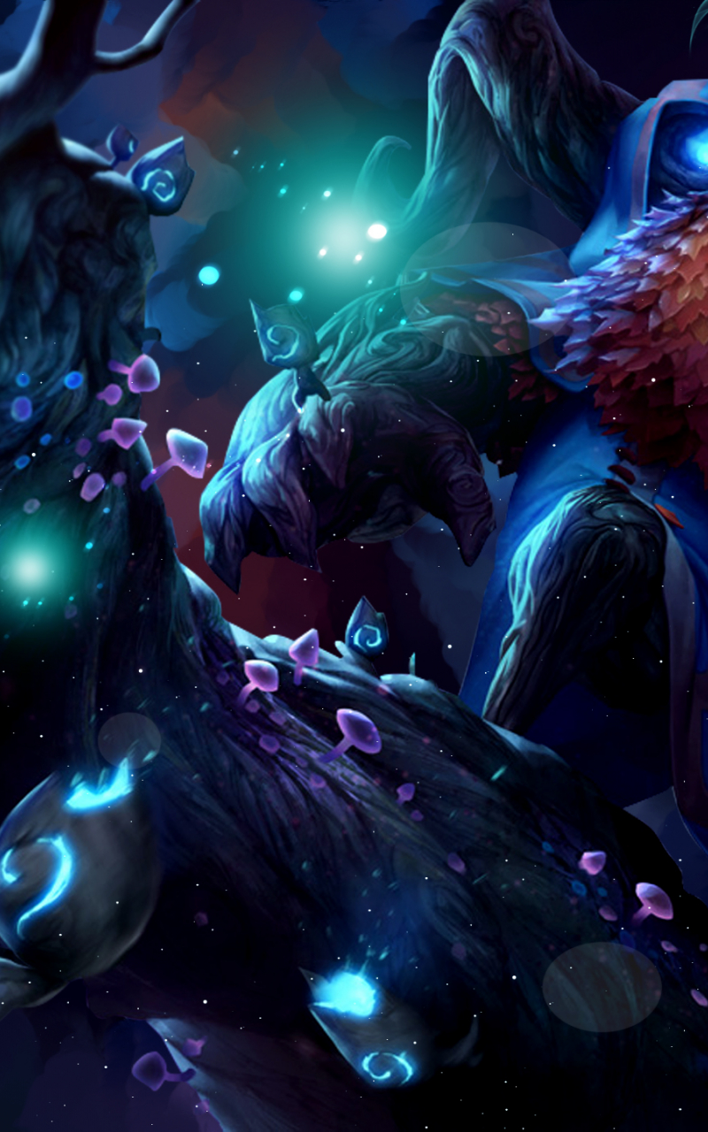 Free Download League Of Legends Bard Wallpaper By Soinnes