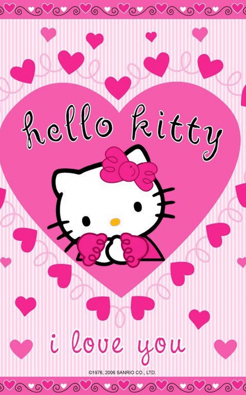 Free Download Download Hello Kitty Wallpaper Background Keyboard Hello 2000x1500 For Your Desktop Mobile Tablet Explore 55 Hello Kitty Wallpaper Free Hello Kitty Winter Wallpaper Hello Kitty Wallpapers And