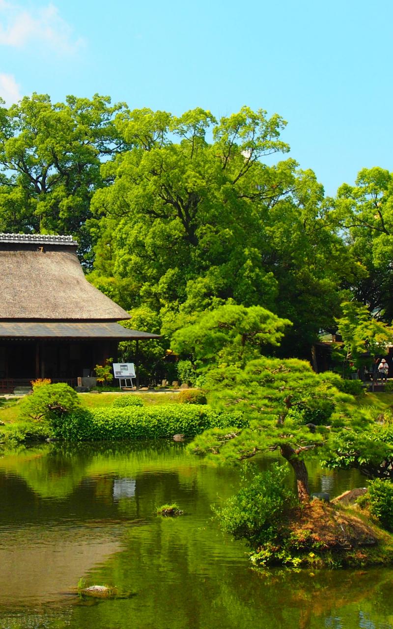Free download 4K Papers Japanese garden wallpaper ...