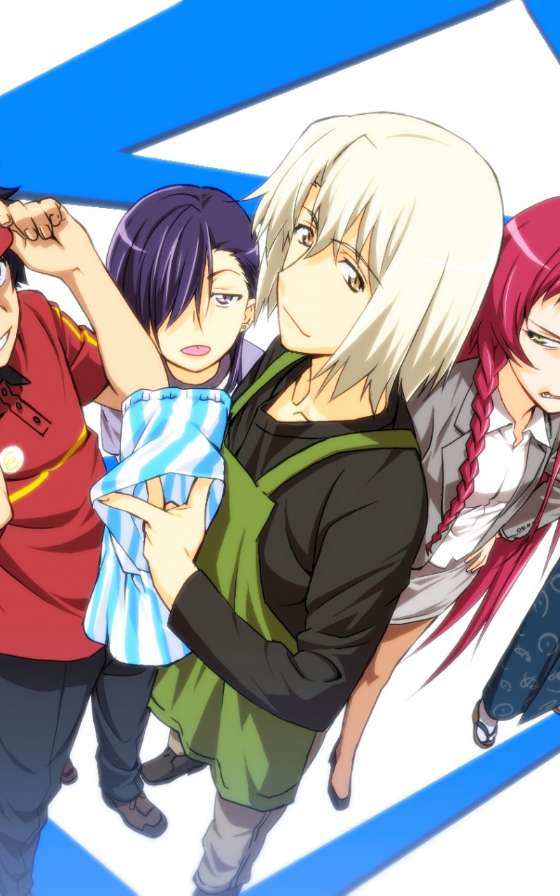 Free Download The Devil Is A Part Timer Wallpapers 82 Images
