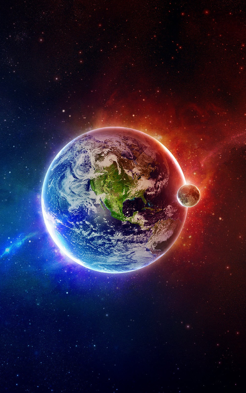 Free Download Galaxy Desktop Images Download 4k Earth Wallpapers