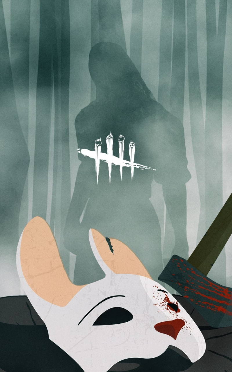 Free Download Huntress Dead By Daylight Mask And Axe Game