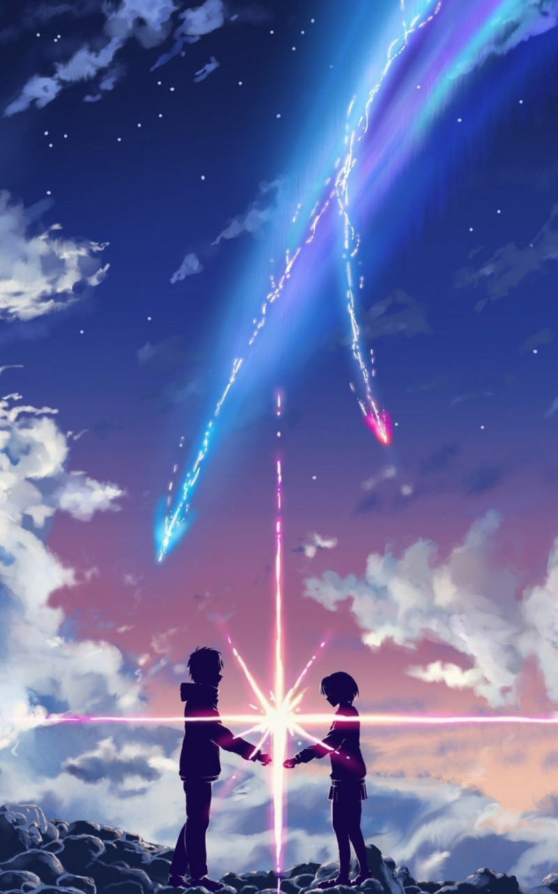 Free Download Anime Aesthetic Iphone Wallpaper Fresh Your Name
