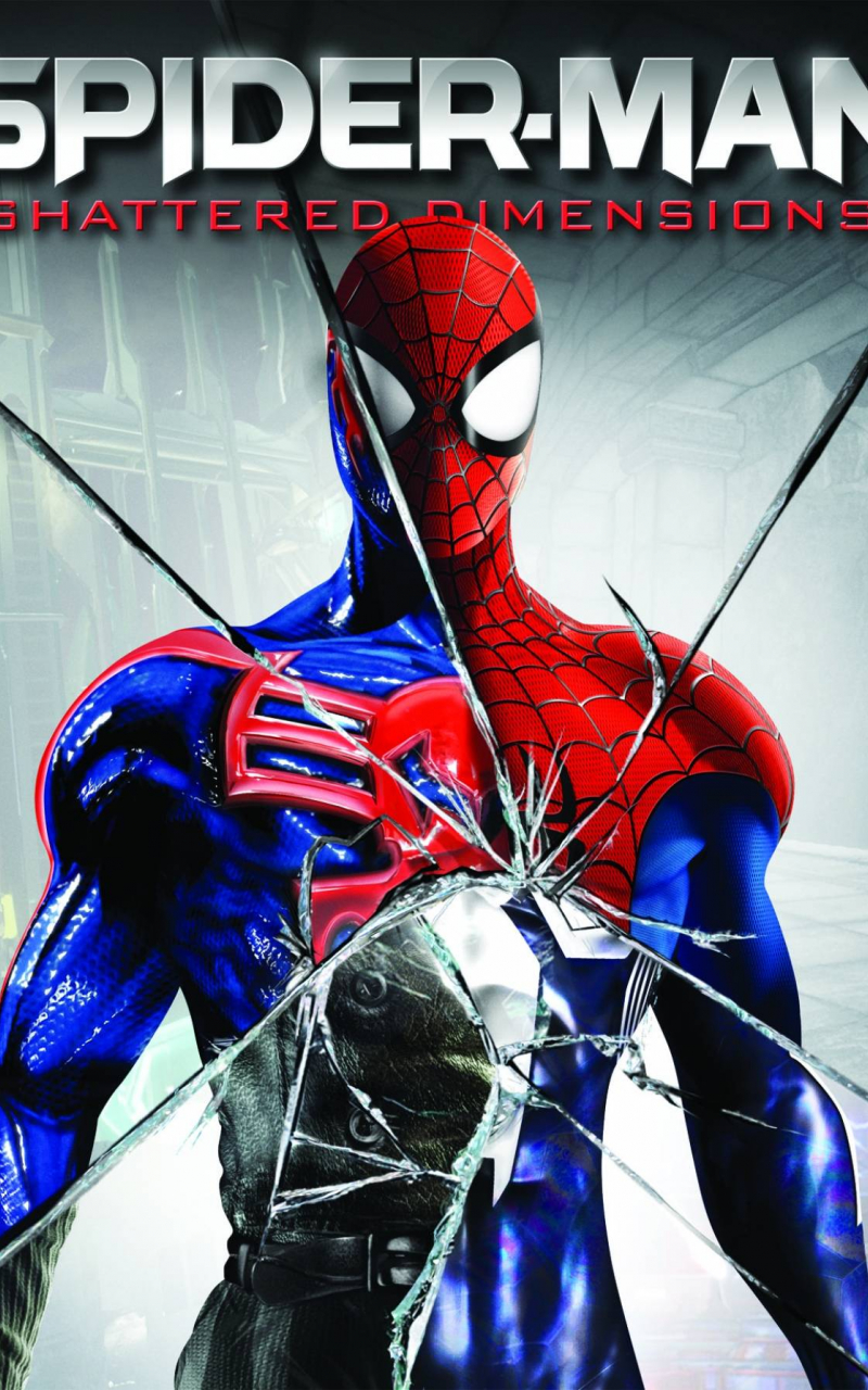 Free Download Spider Man Shattered Dimensions Wallpapers