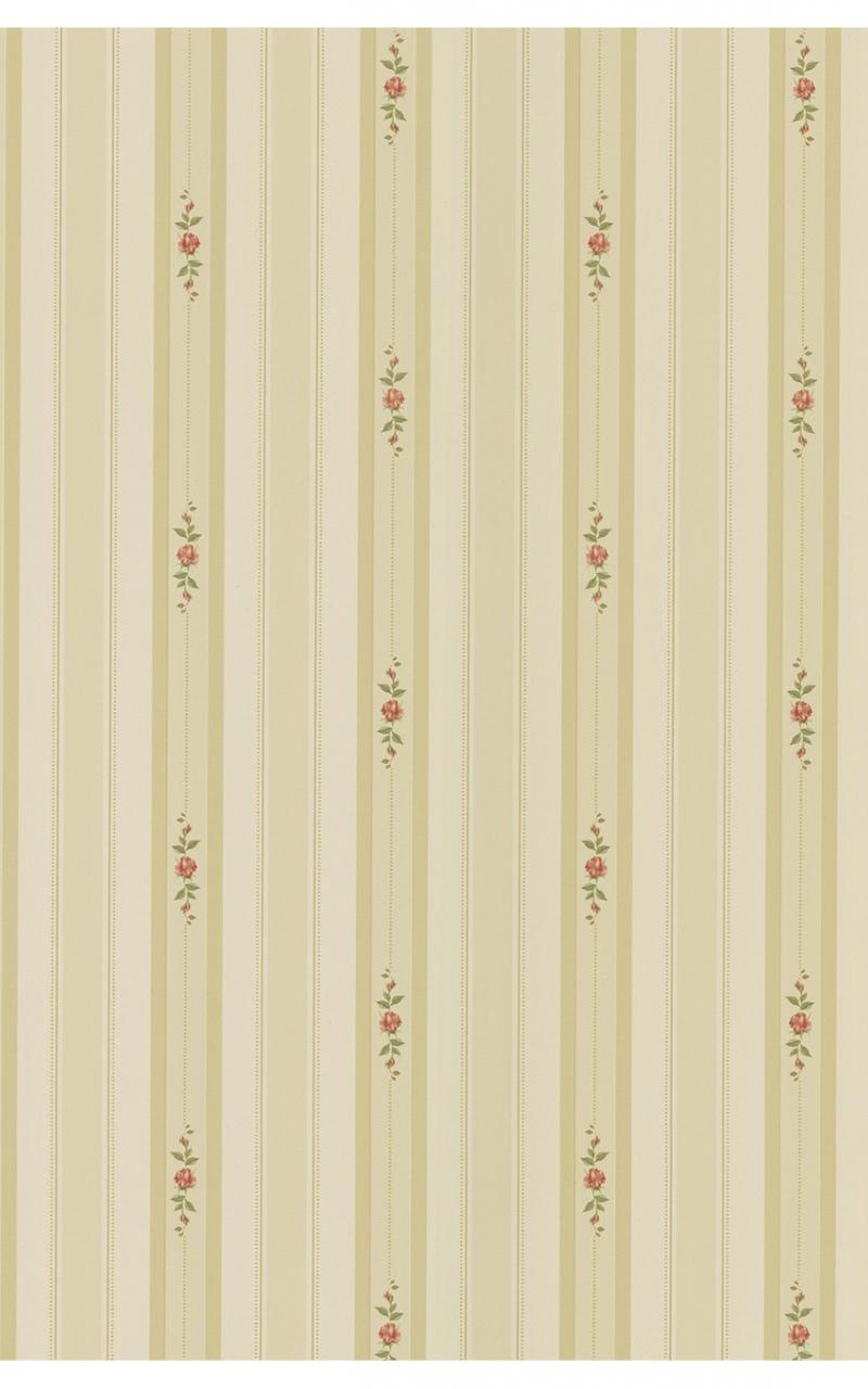 Free Download Beige Floral Stripe Wallpaper Samplerosebud Beige