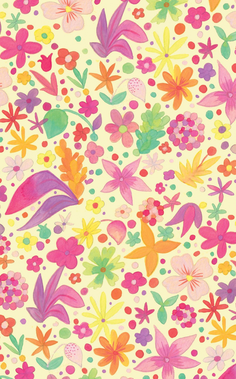 Free Download Escaparate Cute Paper Vintage Floral Iphone