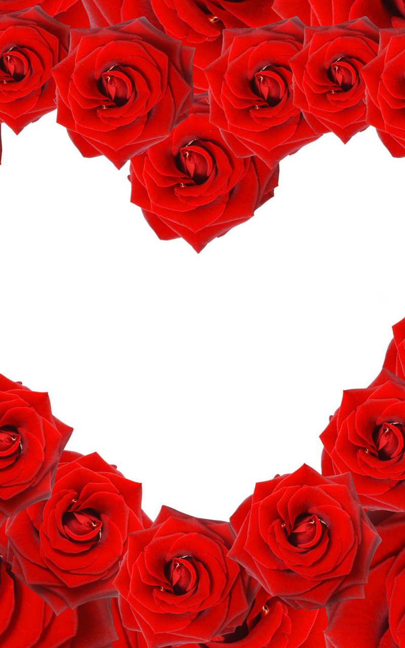 Free Download Red Roses Love Heart Wallpapers Hd Wallpapers
