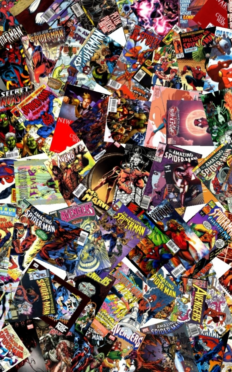 Free Download Marvel Collage Avengers 3600x1080 Wallpaper High
