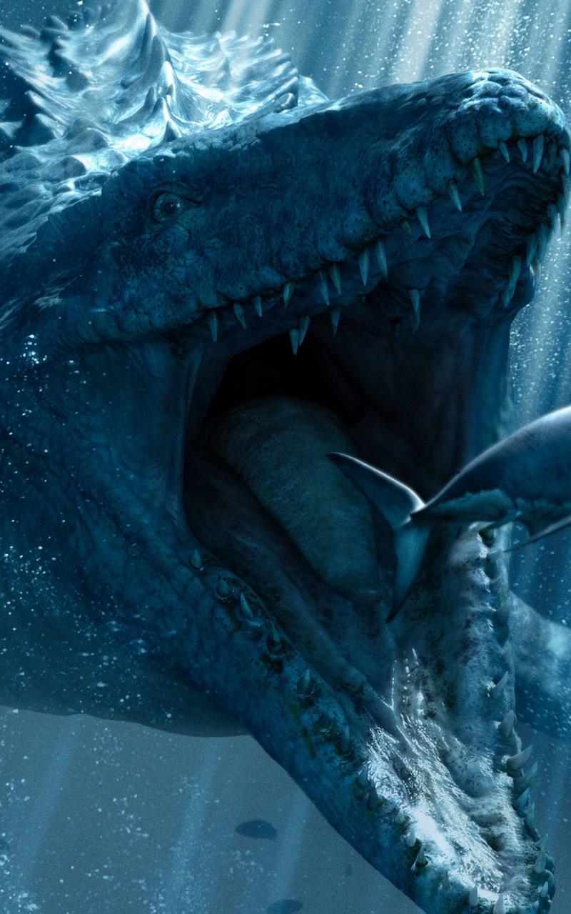 Jurassic World Underwater iPhone 6 ...