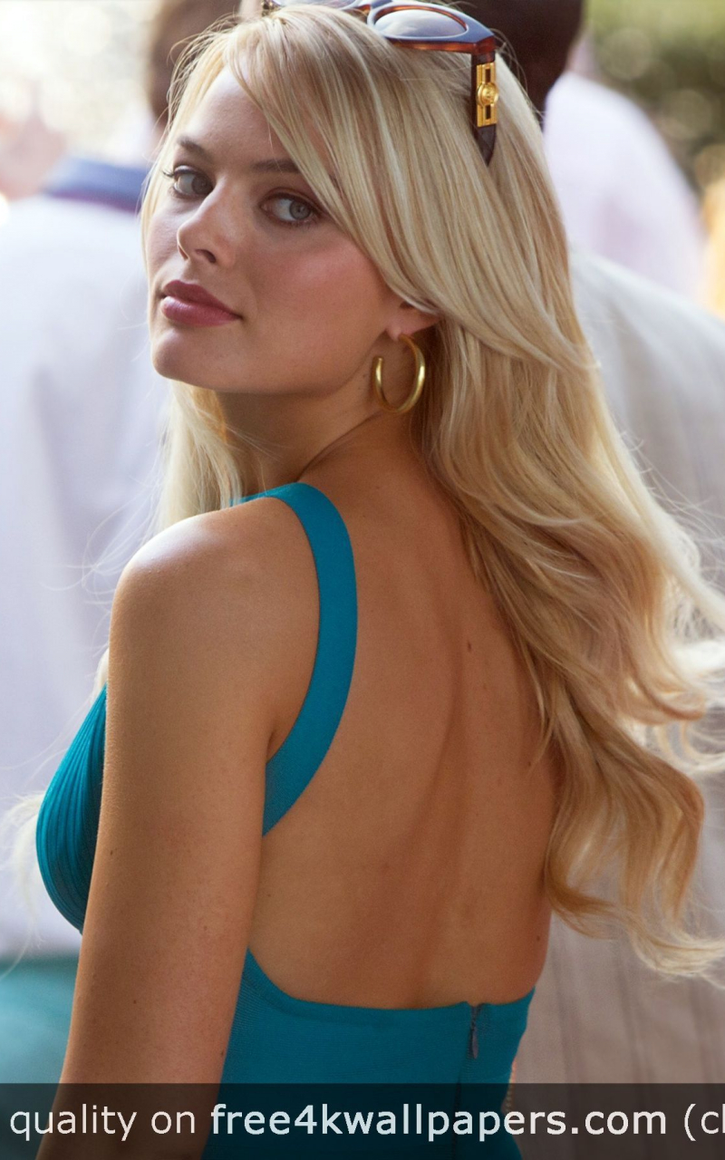 Free Download Margot Robbie The Wolf Of Wall Street Wallpaperjpg