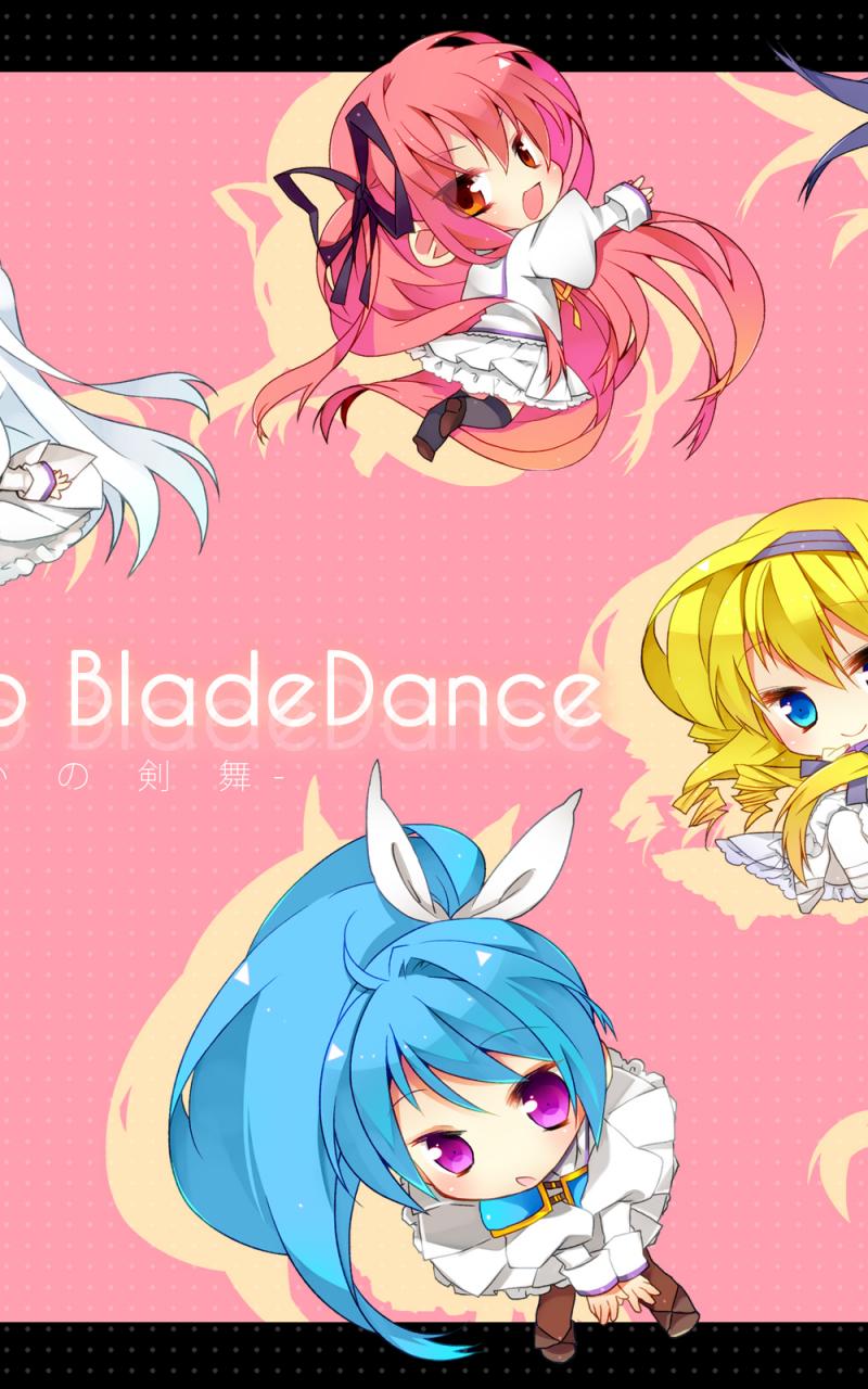 Free Download Seirei Tsukai No Blade Dance Chibi Restia Sakura
