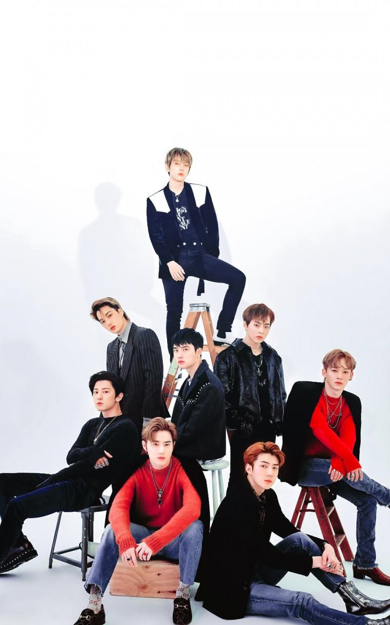 Exo Wallpaper Hd 2019 - Gambar Ngetrend dan VIRAL
