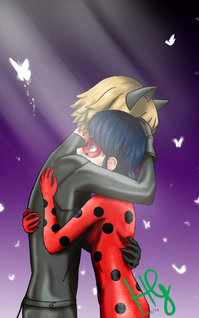 Free Download Ladybug Images Ladybug And Chat Noir Hd Wallpaper