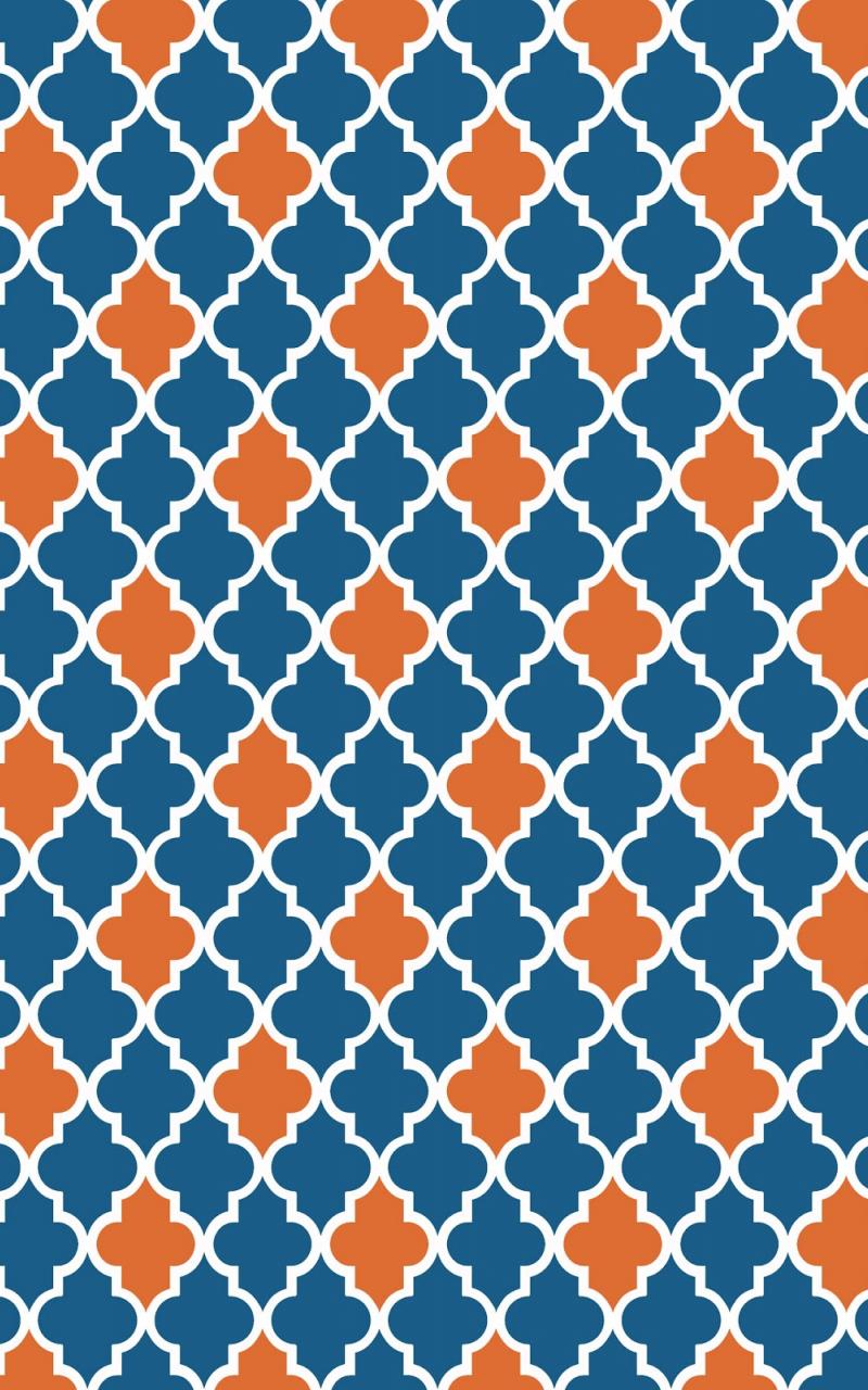1257x1600px orange chevron wallpaper wallpapersafari