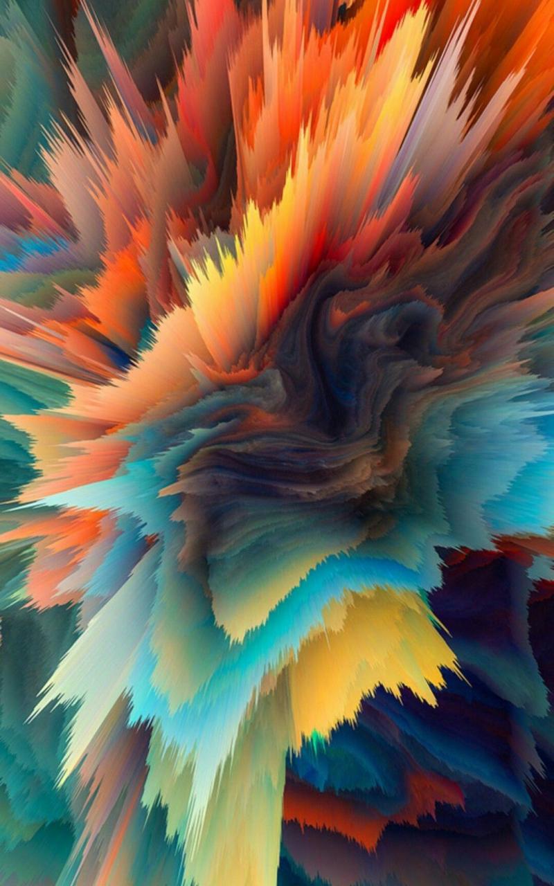 Free Download Colourful Wallpaper Color Paint Exposion Wallpaper Flu Graphic 1080x1920 For Your Desktop Mobile Tablet Explore 43 Fluid Desktop Wallpaper Fluid Desktop Wallpaper