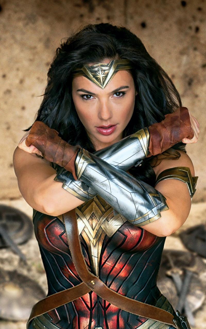 Free download iPhone X Wallpaper Wonder Woman 2020 3D ...