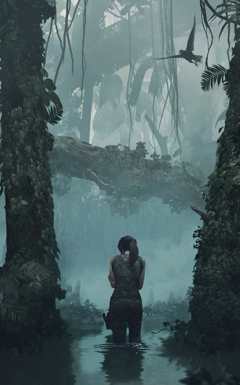 Free Download Shadow Of The Tomb Raider Wallpapers In Ultra Hd 4k
