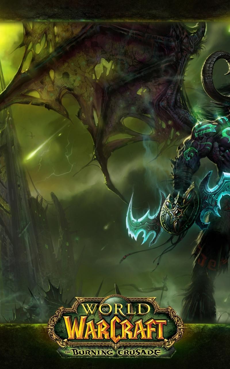 Free Download World Of Warcraft The Burning Crusade Hd